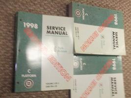1998 BUICK PARK AVENUE Service Shop Repair Manual Set DEALERSHIP SECOND ... - $128.70
