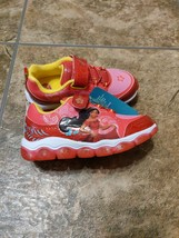 Size 10 Elena Of Avalor Sneakers New with Defects Lights Up - $15.00