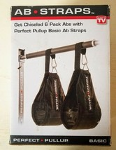 """New Open-Box Perfect Pullup Basic Ab Straps """"As Seen On TV"""" - $21.77"""