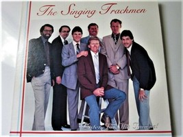 From Alabama - The Singing Trackmen - Listen For the Trumpet LP Record (... - $14.85