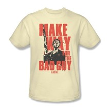 Scarface T-shirt Make Way retro 1980's movie cotton graphic beige tee UNI679 image 2