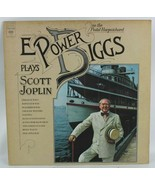 E Power Biggs Plays Scott Joplin Columbia Masterworks 1973 LP - $11.00