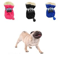 winter shoes for dogs and cats  4pcs / set - $7.99