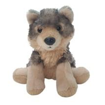 "Wild Republic Plush Wolf Pup Cub Stuffed Animal 6"" - $11.88"
