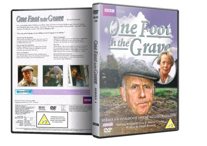 Primary image for BBC DVD - One Foot In The Grave Series 4 DVD