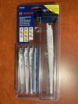 """Bosch Reciprocating Saw Blade Set/Case 4"""" 6"""" 9"""" RSAP8PK wood metal multi... - $10.92"""