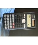 Casio FX-300MS S-VPAM Scientific Calculator Hand Held Two Way Power Solar - $6.82