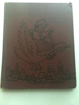 Vtg Mother Goose Rhymes Hard Cover Book Platt & Munk 1940 Margot Austin - $12.44