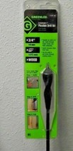 "Greenlee 12-04-54C D'Versibit Type C Combination Bit 3/4 by 54"" USA - $16.83"