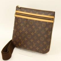 Auth LOUIS VUITTON Monogram Pochette Bosphore Cross-body Bag VERY GOOD #... - $744.48