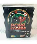 POKA MATES A Family Fun Way To Play Poker Back to Family Games 12 + Sealed - £25.57 GBP