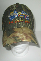 Frenchie's Chevrolet Real Deal Camo Cap Hat Adjustable Camouflage - $15.76