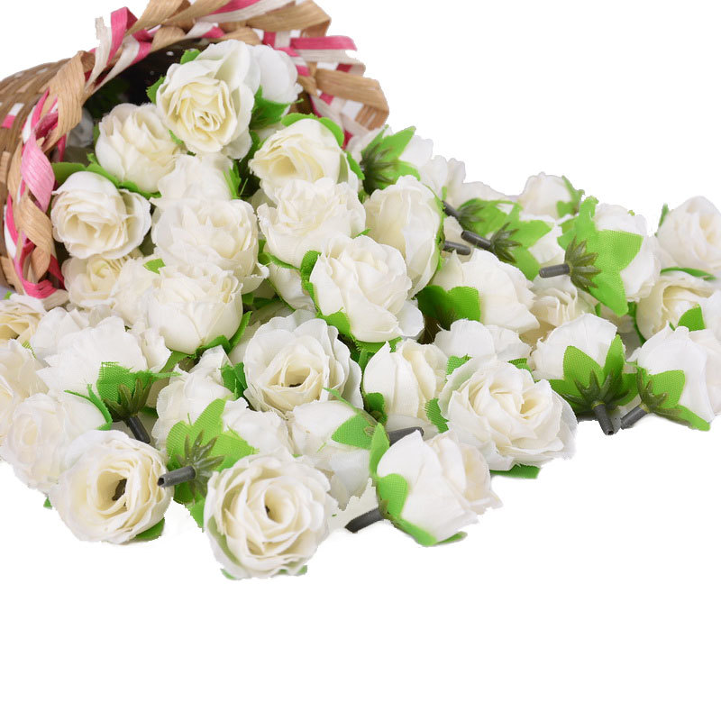 flower heads diy decorative flower party wedding decoration artificial flowers handmade flowers