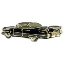 1959 Cadillac Eye Candy Black Car Emblem Pin Pinback - $7.91