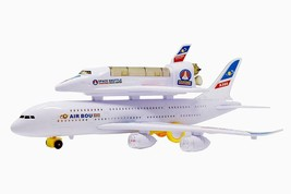 SPACE SHUTTLE FLASH ELECTRIC TOY AIR BOU A380 - $25.00