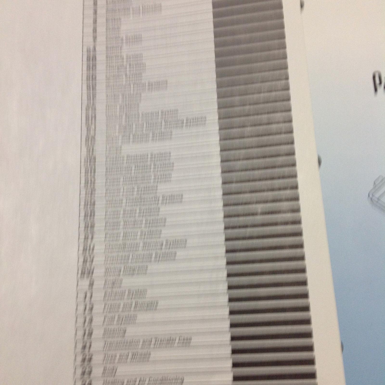 2000 JEEP CHEROKEE Service Repair Shop Manual Set W Training Literature Mopar