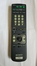 Sony Tv Remote [RM-Y170] - $9.89