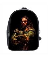 School bag aquaman bookbag backpack 3 sizes - $38.00+