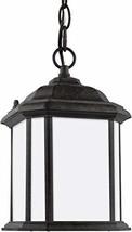 Sea Gull Lighting 60529EN3-746 Kent One Light Outdoor Semi-Flush Convertible Pen - $106.12