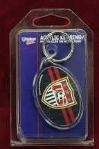 WinCraft USA Soccer Acrylic Key Chain Ring Factory Sealed  - $14.84