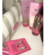 Victoria Secret BOMBSHELL  4Pc Gift Set Mist,Lotion,Wash,Clutch Purse. NEW - $50.88