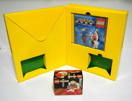 Lego Vintage Chess (Echecs) Software + Crazy Lego King Set 2586 (French ... - $34.95