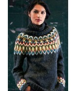 The original turtleneck - Lopapeysa crafted in Iceland - $289.00