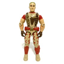 GI Joe Action Figure Duke Master Sergeant Series 11 Version 3 Vtg Hasbro... - $11.29