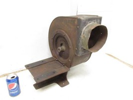 Antique ILG Electric Ventilation Co. Squirrel Cage Blower Fan Blacksmith... - $28.04