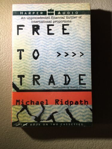 Free to Trade Set by Michael Ridpath (1994, Cassette, Abridged)