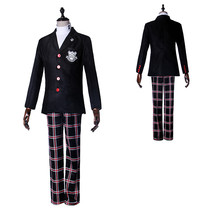 Persona 5 protagonist Akira Kurusu Cosplay Costume School Uniform - $82.78