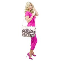 """Paisley Pattern Fashionable """"BABY"""" Diaper Bag Tote with Changing Pad Mom... - $15.99"""