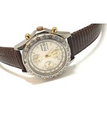 Jaquar Automatic Chronograph Watch Men Valjoux Clone Movement WITH eye G... - $810.56