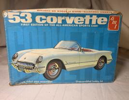 53 Corvette Model AMT - $14.88
