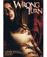 Wrong Turn [DVD] - $3.95