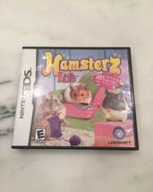 Hamsterz Life (Nintendo DS, 2006) - $19.80