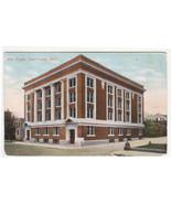 Elks Temple Grand Rapids Michigan 1910 postcard - $5.94