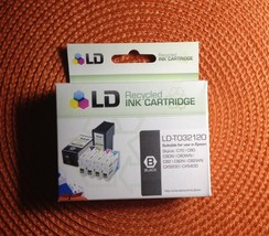 Ld Recycled Ink Cartridge - Black LD-T032120 - $15.50