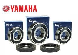 Rear Wheel Bearings & Seals for Yamaha TDM900 Euro 2002-2006 JAPANESE - $28.60
