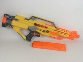Stampede Nerf Gun Hasbro ECS Full Auto Dart Blaster Clip Darts Lot Automatic - $53.41