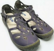 JBU by jambu Sydne flat Sandals size 9 denim/blue - $24.74