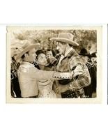 SHINE ON HARVEST MOON-PROMO STILL-ROY ROGERS-WESTERN G/VG - $39.29