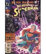 DC ADVENTURES OF SUPERMAN (1987 Series) #518 VF/NM - $0.99