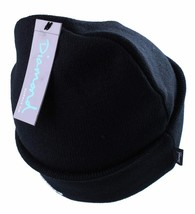 Diamond Supply Co. Black OG Script Cuff Fold Beanie Winter Skate Hat NWT image 2