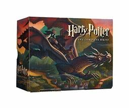 Harry Potter Paperback Box Set (Books 1-7) J.K. Rowling, The Ultimate Co... - $86.62