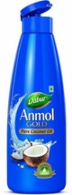 Dabur Anmol Gold Pure Coconut Oil - Narrow Mouth 175ml ORIGINAL FS - $8.80+