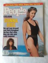 VTG People Magazine June '87 Donna Rice - $17.81