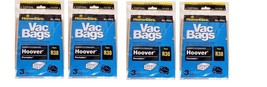 Hoover Vacuum Bags Style R30 by HomeCare - $8.91