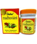 Dabur Madhuvaani Dietary Supplement Net Weight: 5.29oz / 150g - $11.99