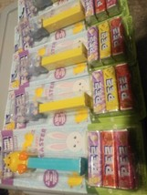 Pez Candy Dispenser Easter Edition 3 Pack LOT OF 6 - $13.85